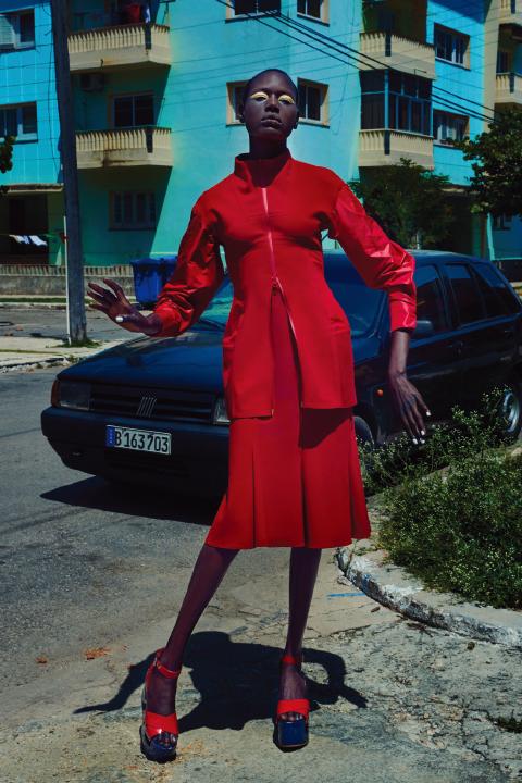 쿠바,  패션으로 말하다