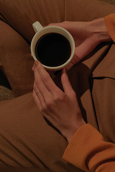 커피와 버터