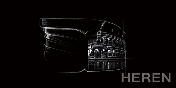 비제로원 디자인 레전드 바이 자하 하디드 컬렉션 스케치 <B>불가리 BVLGARI.</B> ⓒBVLGARI