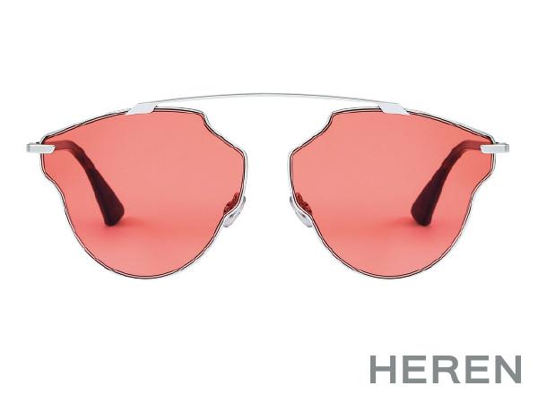 핑크 컬러 선글라스 디올 DIOR.
