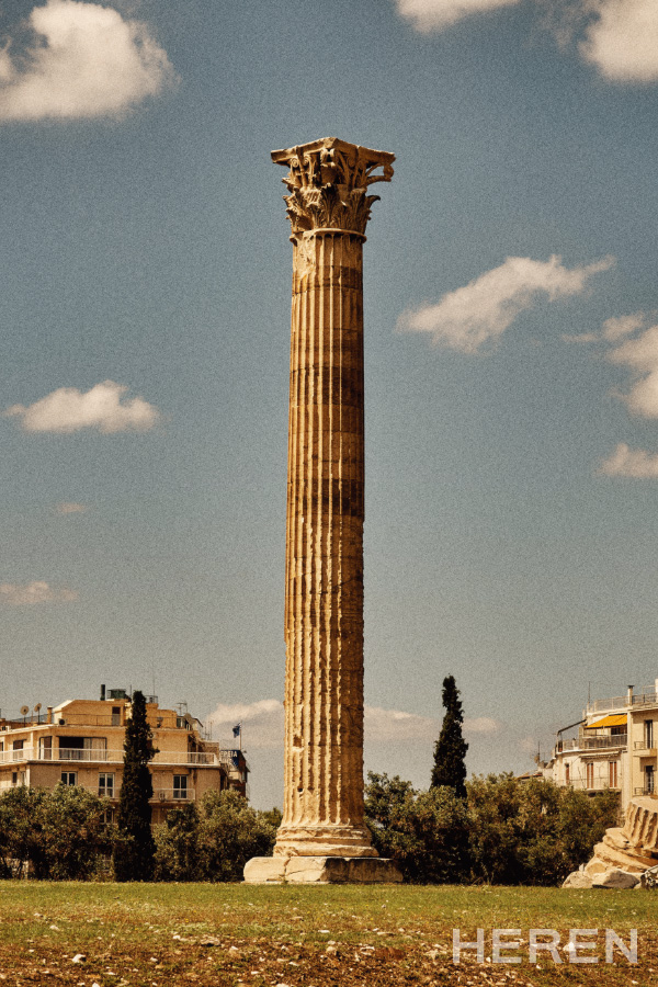 아테네,  현재와 미래