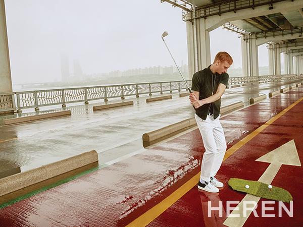 어번 골프에 대하여